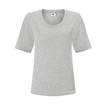 Buy Kin by John Lewis Seam Detail Cotton T-shirt Online at johnlewis.com