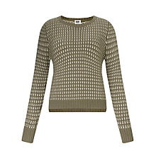 Buy Kin by John Lewis Interest Stitch Jumper Online at johnlewis.com