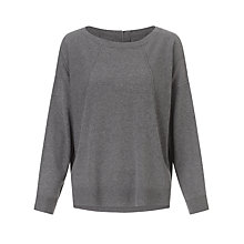 Buy Kin by John Lewis Reverse Seam Jumper Online at johnlewis.com