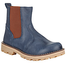 Buy John Lewis Children's Leather Chelsea Boots Online at johnlewis.com