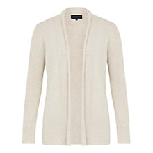 Buy Viyella Linen Blend Cardigan, Natural Online at johnlewis.com