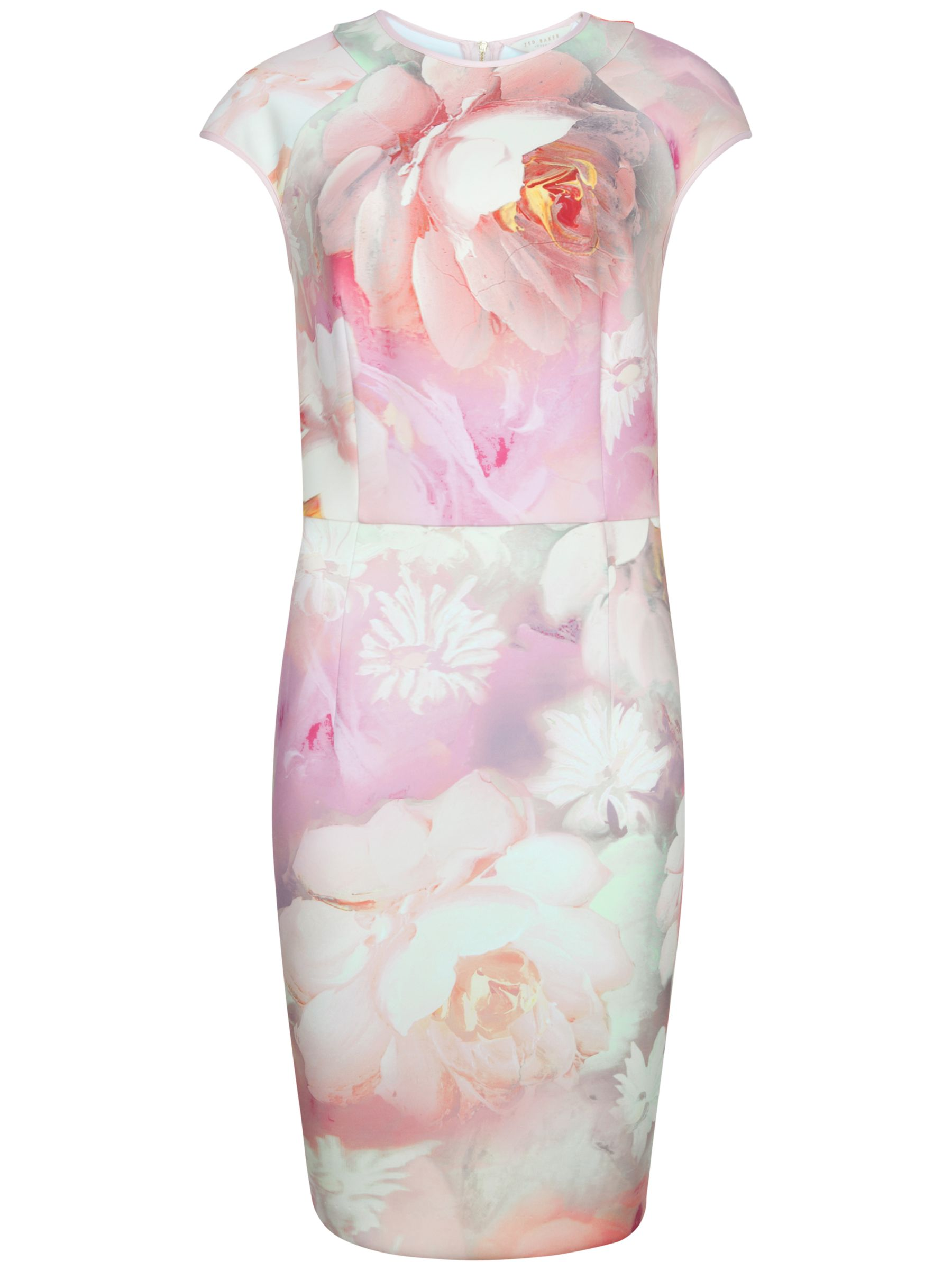 ted baker new rose fitted dress pink, ted, baker, new, rose, fitted, dress, pink, ted baker, 0|3|4|5|1|2, women, womens dresses, gifts, wedding, wedding clothing, female guests, fashion magazine, womenswear, men, brands l-z, 1929280