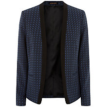 Buy Jaeger Graphic Jacket, Peacoat Online at johnlewis.com