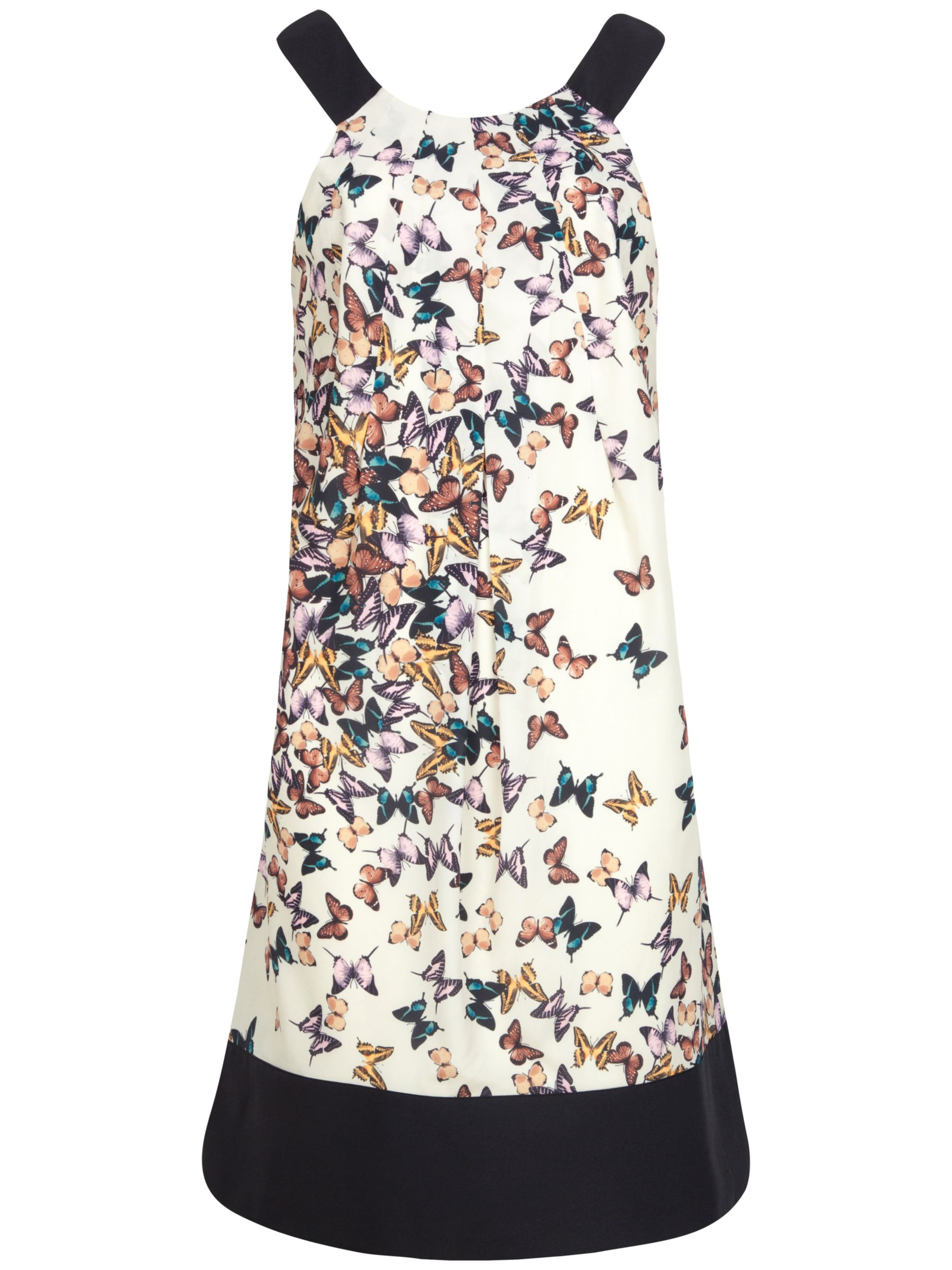 ted baker simy strappy butterfly cluster dress cream, ted, baker, simy, strappy, butterfly, cluster, dress, cream, ted baker, 5|4|3|2|1|0, women, womens dresses, gifts, wedding, wedding clothing, female guests, fashion magazine, womenswear, men, brands l-z, 1901341