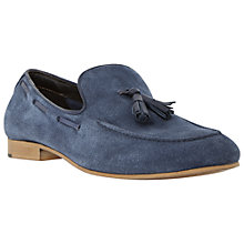 Buy Bertie Resist Suede Tassel Loafers Online at johnlewis.com