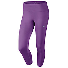 Buy Nike Dri-FIT Epic Run Capri Tights Online at johnlewis.com