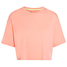 Buy Nike Club Boxy Training T-Shirt Online at johnlewis.com