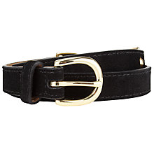 Buy John Lewis Leather Snaffle Belt Online at johnlewis.com