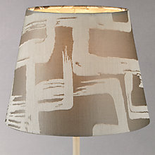 Buy Harlequin Asuka Taper Lampshade Online at johnlewis.com