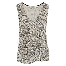 Buy Gerard Darel Albi Top, Black Online at johnlewis.com