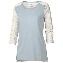 Buy Fat Face Shoulder Button T-Shirt Online at johnlewis.com