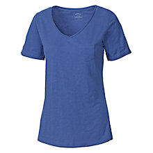 Buy Fat Face V-Neck T-Shirt Online at johnlewis.com