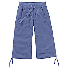 Buy Fat Face Janke Cropped Trousers Online at johnlewis.com