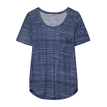 Buy Gerard Darel Akureiry Top, Indigo Online at johnlewis.com
