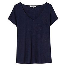 Buy Gerard Darel Atalia Embroidery Top Online at johnlewis.com