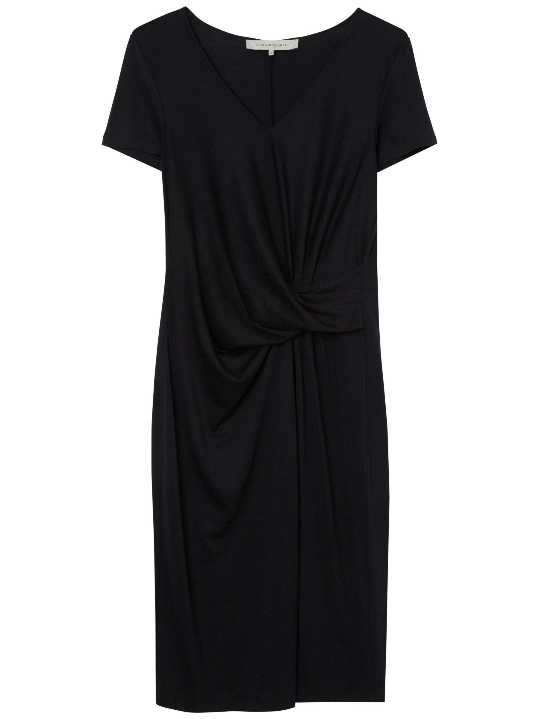 gerard darel auline dress black, gerard, darel, auline, dress, black, gerard darel, 12-14|10-12|14-16|8-10, women, womens dresses, 1903271
