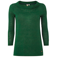 Buy White Stuff Anthurium Jumper, Cactus Green Online at johnlewis.com