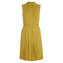 Buy Hobbs Michelle Dress, Chamomile Online at johnlewis.com