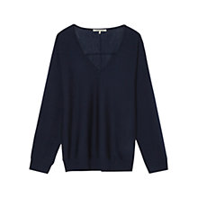 Buy Gerard Darel Apollon Jumper, Marine Online at johnlewis.com