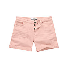 Buy Fat Face Garment Dye Twill Shorts Online at johnlewis.com