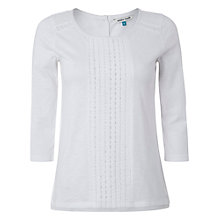 Buy White Stuff Millie T-Shirt, White Online at johnlewis.com
