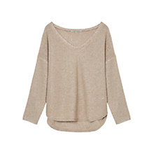 Buy Gerard Darel Amullette Jumper, Crème Online at johnlewis.com