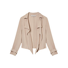 Buy Gerard Darel Annika Jacket, Sand Online at johnlewis.com