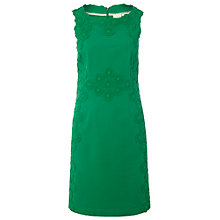 Buy White Stuff Clover Dress, Apple Green Online at johnlewis.com
