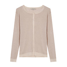 Buy Gerard Darel Automne Cardigan, Cream Online at johnlewis.com