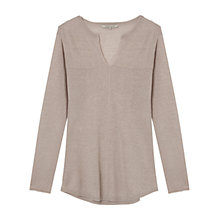 Buy Gerard Darel Angus Linen Jumper Online at johnlewis.com