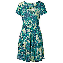 Buy Fat Face Kew Lagoon Dress, Ocean Tide Online at johnlewis.com