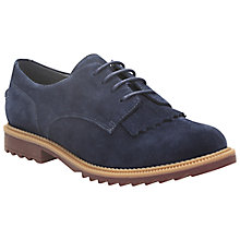 Buy Clarks Griffin Mabel Tassel Brogues Online at johnlewis.com