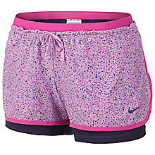 Buy Nike Full Flex 2-in-1 Splatter Spot Running Shorts Online at johnlewis.com