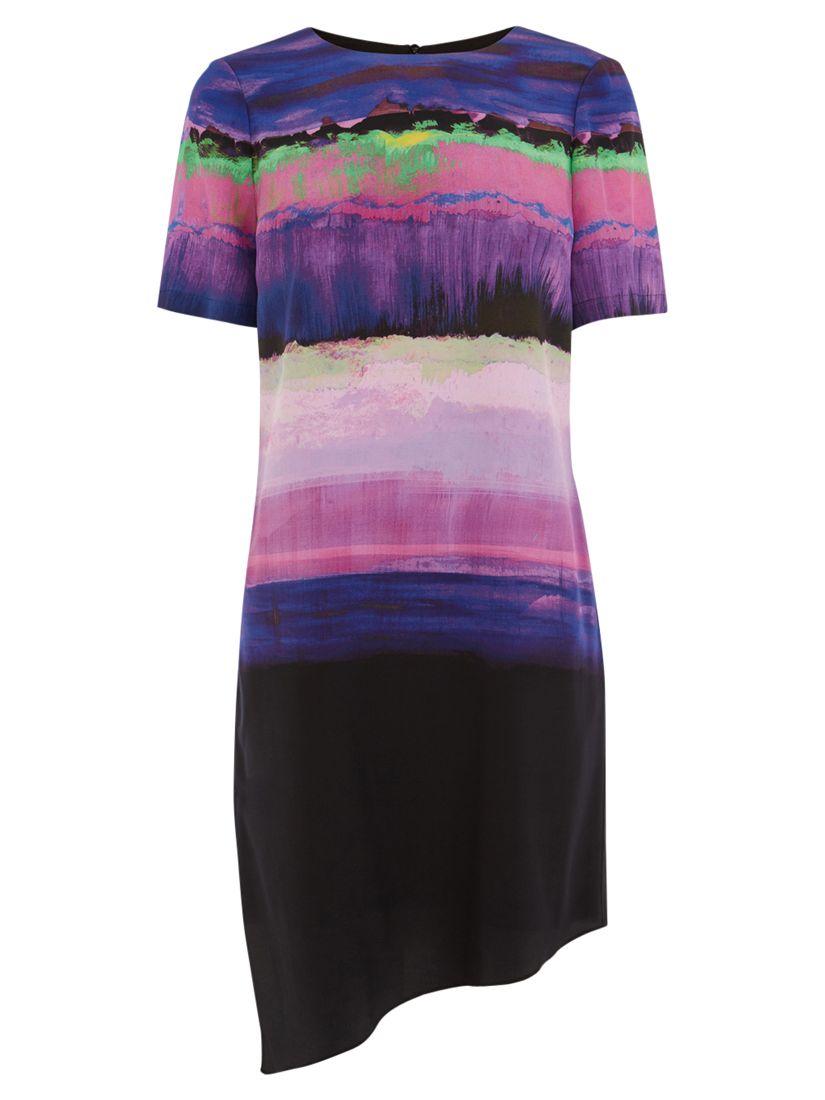 karen millen stripe silk dress purple, karen, millen, stripe, silk, dress, purple, karen millen, 16|10|12|14|6|8, women, womens dresses, 1917484
