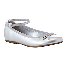 Buy John Lewis Patent Ankle Strap Ballet Pumps Online at johnlewis.com