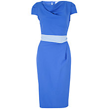 Buy Closet Midi Pencil Dress, Blue Online at johnlewis.com
