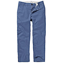 Buy Fat Face Modern Cropped Chinos, French Navy Online at johnlewis.com
