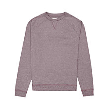 Buy Reiss Bridge Crew Neck Sweatshirt Online at johnlewis.com