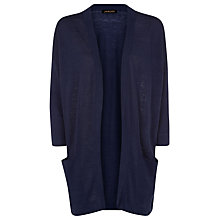 Buy Jaeger Linen Slouchy Cardigan Online at johnlewis.com