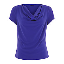 Buy Precis Petite Cowl Neck Top Online at johnlewis.com
