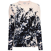 Buy Whistles Tree Print Knit Jumper, Multi Online at johnlewis.com