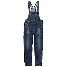 Buy Fat Face Vintage Dungarees, Denim Online at johnlewis.com