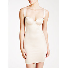 Buy John Lewis Firm Control Open Bust Slip Online at johnlewis.com