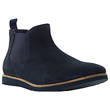 Buy Dune Candy Man Suede Chelsea Boots Online at johnlewis.com