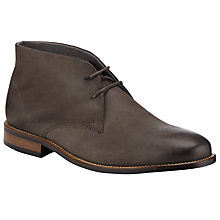 Buy Kin by John Lewis George Nubuck Leather Chukka Boots Online at johnlewis.com