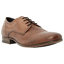 Buy Bertie Ranger Perforated Detail Leather Derby Shoes Online at johnlewis.com