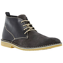 Buy Dune Charlton Desert Boots Online at johnlewis.com