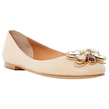Buy Dune Hubble Jewel Embellished Pumps Online at johnlewis.com