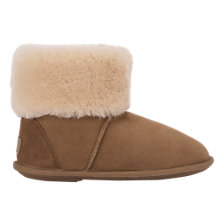 Buy Just Sheepskin Albery Slippers Online at johnlewis.com