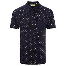 Buy Selected Homme Shrex Polo Shirt, Navy Online at johnlewis.com
